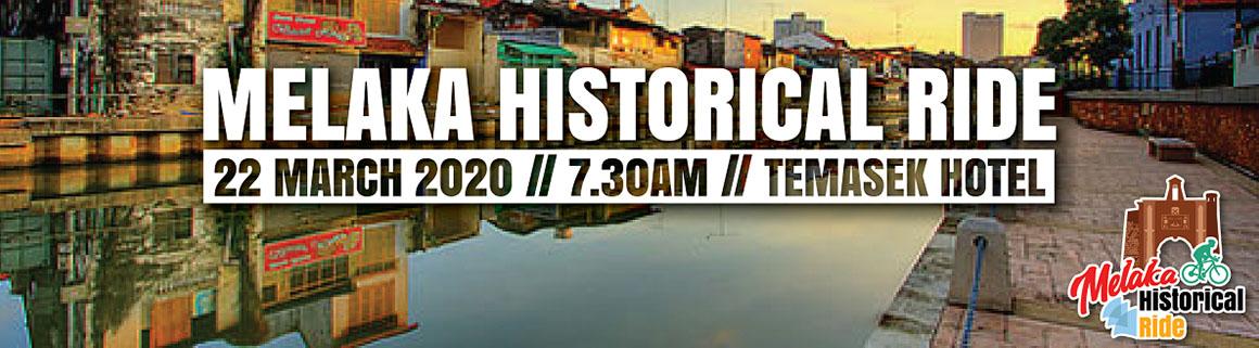 Melaka Historical Ride 2019