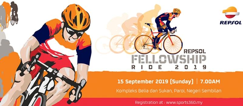 15/9 - Repsol Fellowship Ride 2019