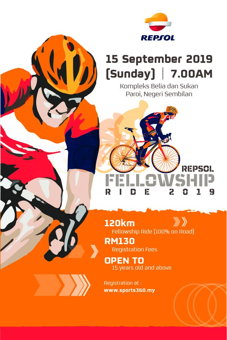 Repsol Fellowship Ride 2019