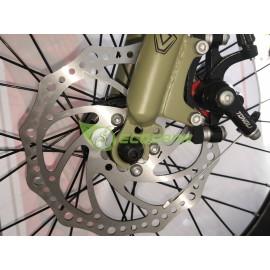"Java Zelo 2020 20"" Folding Bike Shimano Speed 7 Disc Brake"
