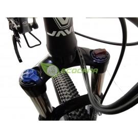 Java Cappuccno 2020 26in Folding Bike Shimano Altus Disc Brake
