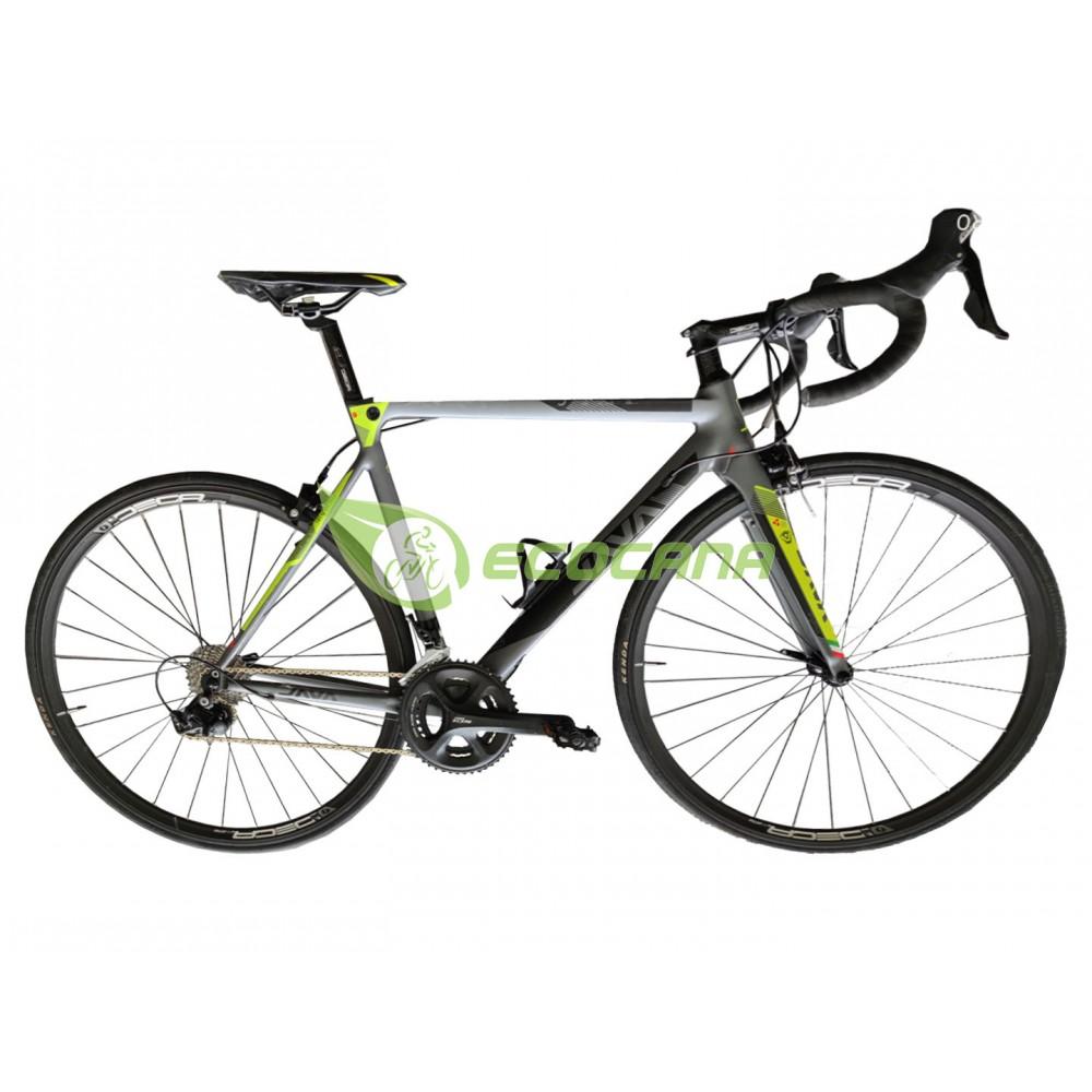 Java Argento Road Bicycle (52cm) Shimano 105