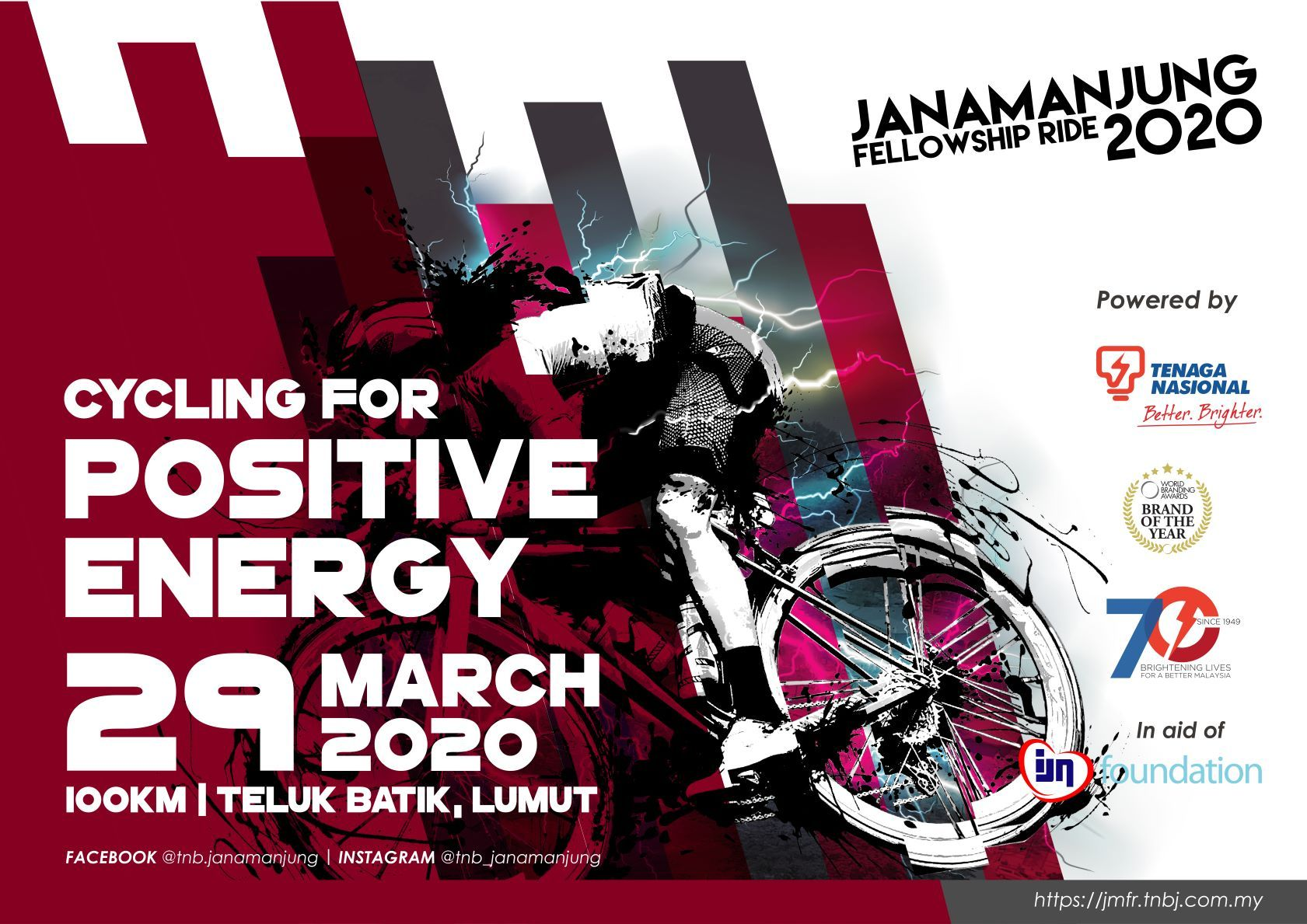 29/3 - Janamanjung Fellowship Ride JMFR 2020