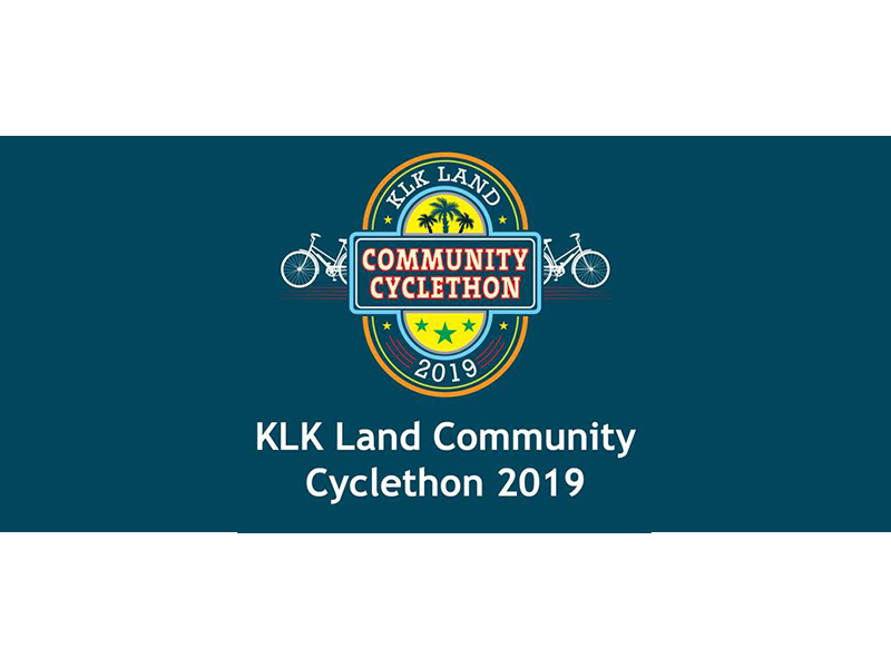 10/11 - KLK Land Community Cyclethon 2019