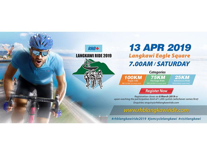 13/4 - RHB Langkawi Ride 2019