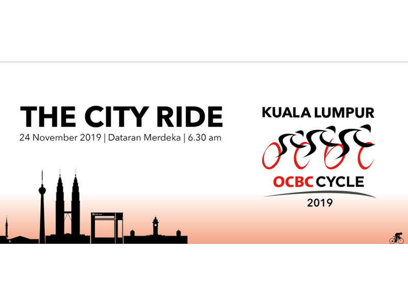 24/11 - The City Ride 2019