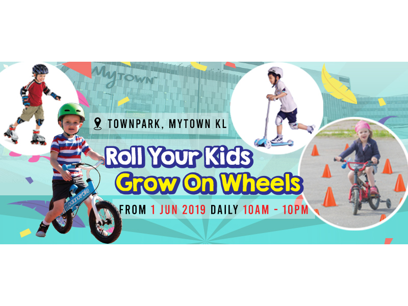 1-30/06 - Roll your Kids, Grow on Wheels