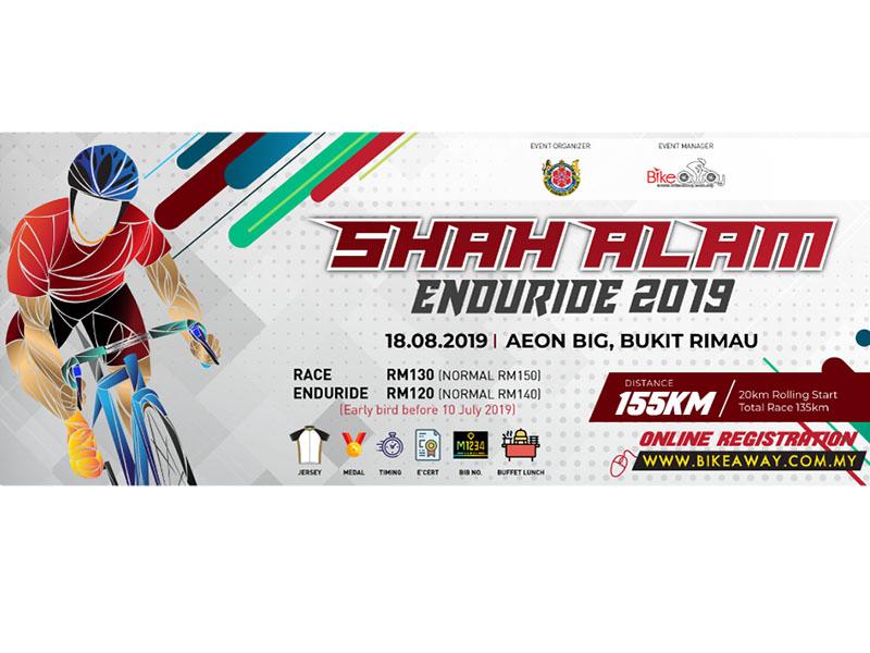 18/08 - Enduride Shah Alam 2019