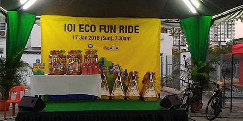 IOI Eco Fun Ride