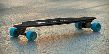 Electronic Skateboard Is Here!