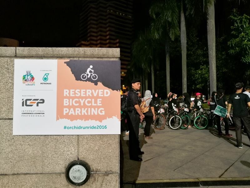 Charity Run & Ride Event by Petronas